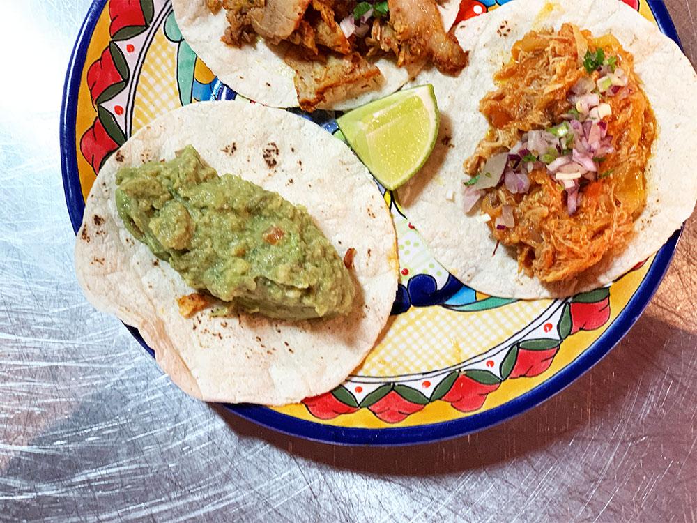 recette tacos poulet