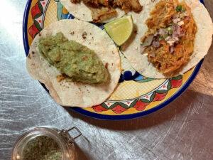 organiser un diner mexicain à la maison